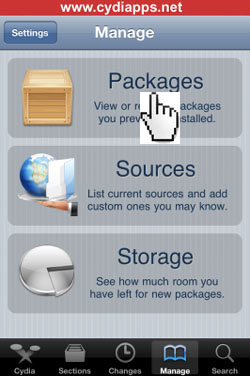 Cydia Packages