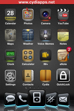 illumine Cydia theme