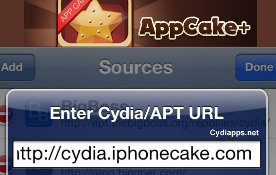 AppCake Repo Sources: Download Free Apps for iPhone, iPad Air, iPod